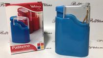 Paliteiro de Plastico Esqueiro Automático Dispenser Palito - Wellmix