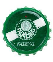 PALMEIRAS Abridor De Garrafas Tampa 8x8cm 08558LA-3-B - Mileno Comercial