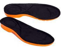 Palmilha Anatomica Conforto Gel - Com 2.5cm De Espessura No Calcanhar E 1cm Na Ponta - Top Franca Shoes