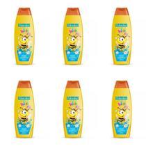 Palmolive Kids Todos Cabelos Shampoo Infantil 350ml (Kit C/06) -