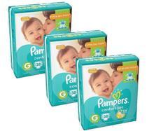 Pampers Comfort Sec Fralda Infantil G C/38 (Kit C/12) -