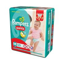 Pampers Pants Fralda Infantil M C/20