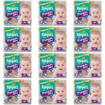 Pampers Premium Care Fralda Infantil M C/24 (Kit C/12)