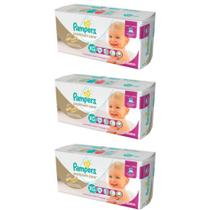 Pampers Premium Care Fralda Infantil XG C/16 (Kit C/03)