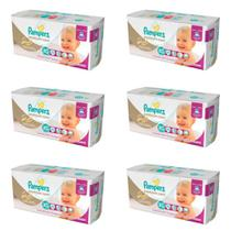 Pampers Premium Care Fralda Infantil XG C/16 (Kit C/06)