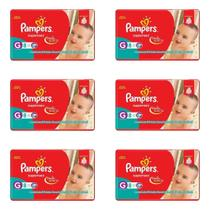 Pampers Supersec Fralda Infantil G C/8 (Kit C/06)