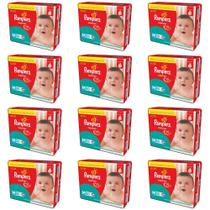 Pampers Supersec Fralda Infantil M C/30 (Kit C/12)