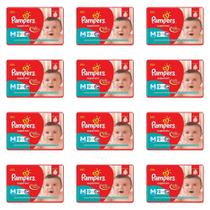 Pampers Supersec Fralda Infantil M C/9 (Kit C/12)