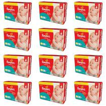 Pampers Supersec Fralda Infantil P C/34 (Kit C/12)