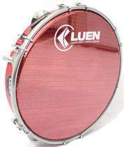 Pandeiro 10 Luen Form Vermelho 40033VM/VM -