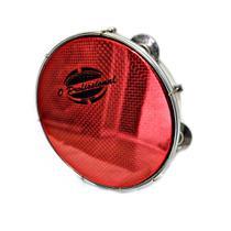 Pandeiro 10 Nylon Holográfica O Profissional +Chave Afinação -