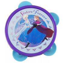 Pandeiro Infantil De Plástico Frozen Disney ETITOYS -