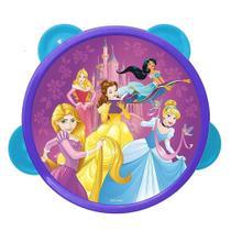Pandeiro Infantil Etitoys das Princesas - Etilux