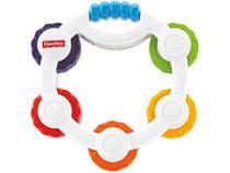 Pandeiro Infantil Fisher Price BLT37 - Mattel -