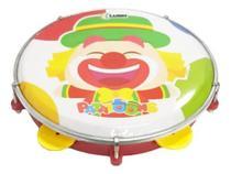 Pandeiro Infantil --- Luen 8 Polegadas --- Patati Patata -