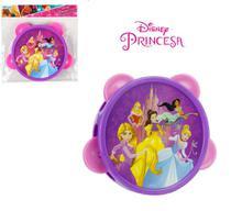 Pandeiro Infantil Princesas Disney 13Cm de Ø - Kopeck