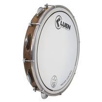 Pandeiro Luen Percussion 10 Cromadas Pele Master Control -