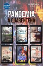 Pandemia, a quarentena (coletânea de contos) - Planeta Azul Editora