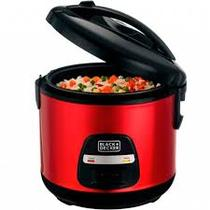 Panela de Arroz Elétrica BlackDecker Superrice 1L 127V - Black+decker