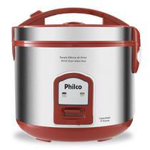 Panela de Arroz Philco 10 xícaras PH10V Visor Glass Inox -