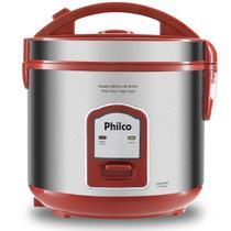 Panela de Arroz Philco 5 Xícaras Philco PH5V Glass Inox -
