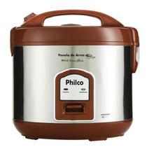 Panela de Arroz Philco PH10 Visor Glass Vermelha -