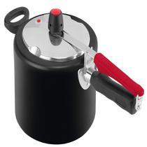 Panela de pressão 7,0 litros orig preto clock 9295304952 -