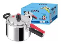 Panela de Pressão Clock Polida 4,5 litros -