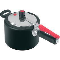 Panela de Pressão com Teflon - 4,5 litros - Clock -
