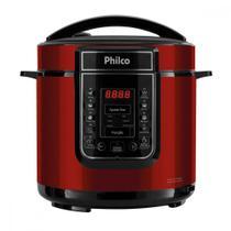 Panela De Pressão Elétrica Antiaderente 6 Litros Linha Cozinha PPP01 Philco -