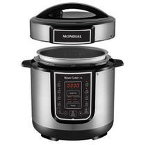 Panela de pressão elétrica digital 3 litros Master Cook 3L- PE-40 (110V) - Mondial