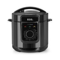 Panela de Pressão Elétrica EOS Multicooker 5L Titanium EPP50MT 220V 220V -