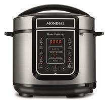 Panela de Pressão Elétrica Mondial  Digital Master Cooker PE-38 -