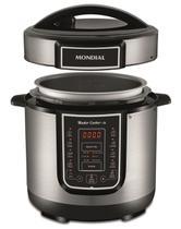 Panela de Pressão Elétrica Mondial Digital Master Cooker PE-40 -