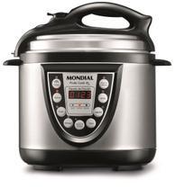 Panela de Pressão Elétrica Mondial  Pratic Cook PE-09 -