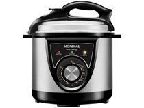 Panela de Pressão Elétrica Mondial Pratic Cook - PE-26 700W 3L Timer