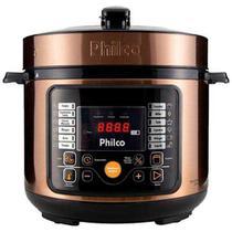 Panela de Pressão Multifuncional Digital Philco Gold com 5 Litros e Acabamento Aço Inox - PPP05G -