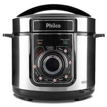 Panela de Pressão Multifuncional Philco PPP02 Inox -