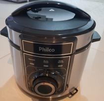 Panela de Pressao Multifuncional PPP2  Inox 5L   900W   127V - Philco