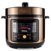 Panela de Pressão Philco Multifuncional Digital 900W 5L Gold - PPP05G -