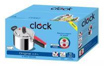 Panela de Pressão Polida 4,5 litros - Clock -