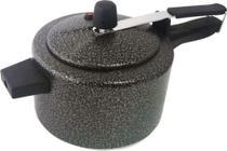 Panela de pressão preta craqueada 2,5 L - Prol-Lar