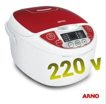 Panela Elétrica Arno Multicooker Fc22 5l 12 Funções 220v -