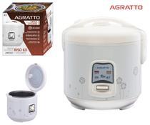 Panela Elétrica Arroz E Legumes Agratto 6 Xícaras 110 E 220v -