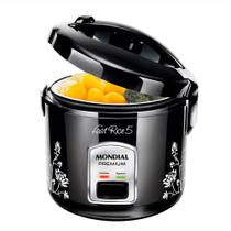 Panela elétrica de arroz 5 xícaras Pratic Rice 5 - NPE-08-5X - Mondial -