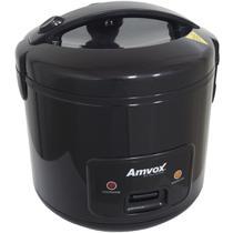 Panela Elétrica de Arroz 6 Xícaras 1,2 L 400W Antiaderente Automática Amvox APA 010 -