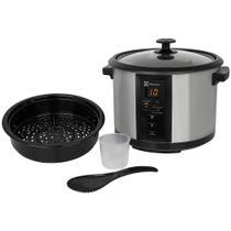 Panela Elétrica de Arroz Electrolux Chef Inox 10 Xícaras - 110V -