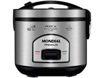 Panela Elétrica de Arroz Mondial Pratic Rice 6i - PE-43-6X 500W 6 Xícaras