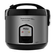 Panela Eletrica De Arroz Philco PH10 Preto 110V -