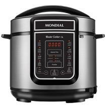 Panela Elétrica de Pressão Mondial Digital Master Cooker 5 Litros -